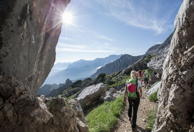 Event – AlpenTestival 2017 powered by SALEWA: Garmisch-Partenkirchen wird vom 4. bis 6. August zum Outdoor-Testcenter