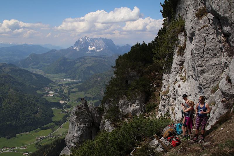 Ziele – LeogangSaalfelden, Salzburger Saalachtal & Pillerseetal: Kletterregion Steinberge – ein verkanntes Eldorado im Salzburger Land
