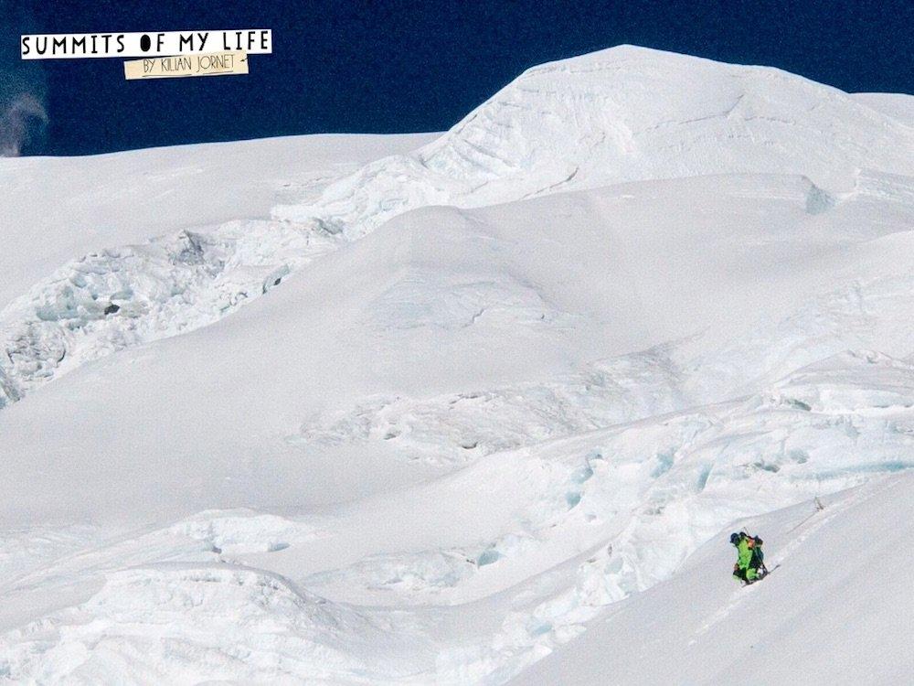 News – Summits of my life 2017 & Salomon: Kilian Jornet besteigt Mt. Everest gleich zweimal im Speed-Modus
