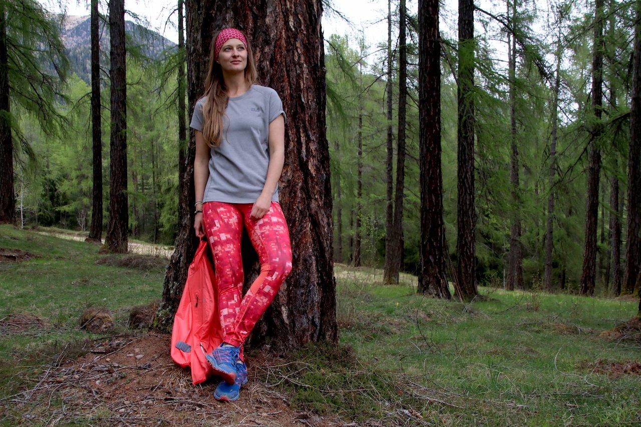 Testbericht – Jack Wolfskin Running-Kollektion Frauen: Funktionale Laufbekleidung für flowige Trails und schnelle Gipfelstürme