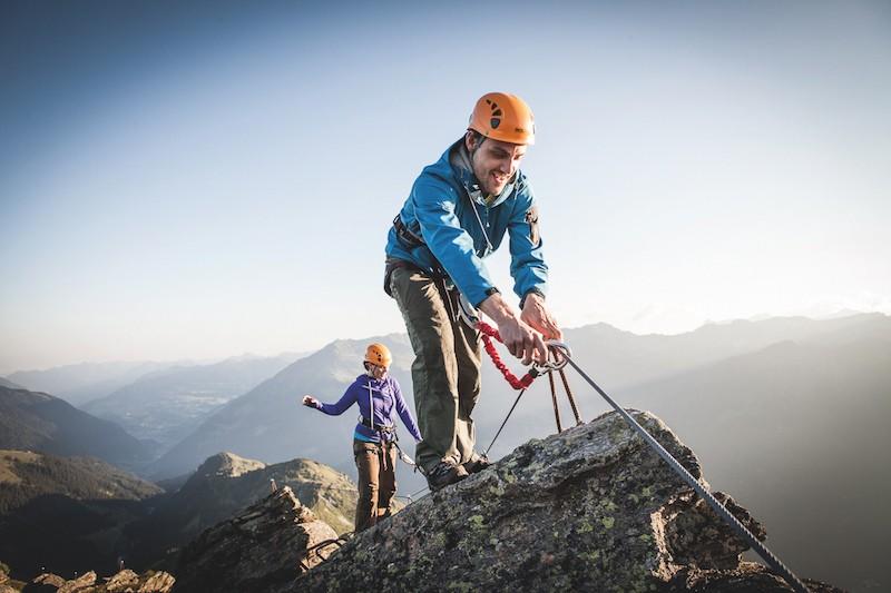 Ziele – Silvretta Montafon: Klettersteig Hochjoch – Höhenmeter sammeln im längsten Klettersteig Vorarlbergs