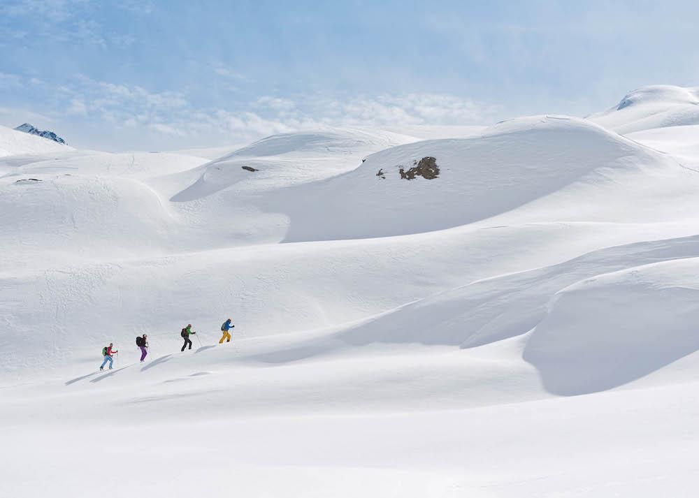 """Buchtipp – Österreichischer Alpenverein: Sicher auf Skitour  – ÖAV veröffentlicht neues """"SicherAmBerg – Booklet"""""""