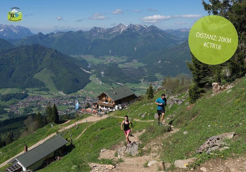 Event – Chiemgau Trail Run 2018: Neuer Trailrunning Event eröffnet die Laufsaison in den Chiemgauer Alpen