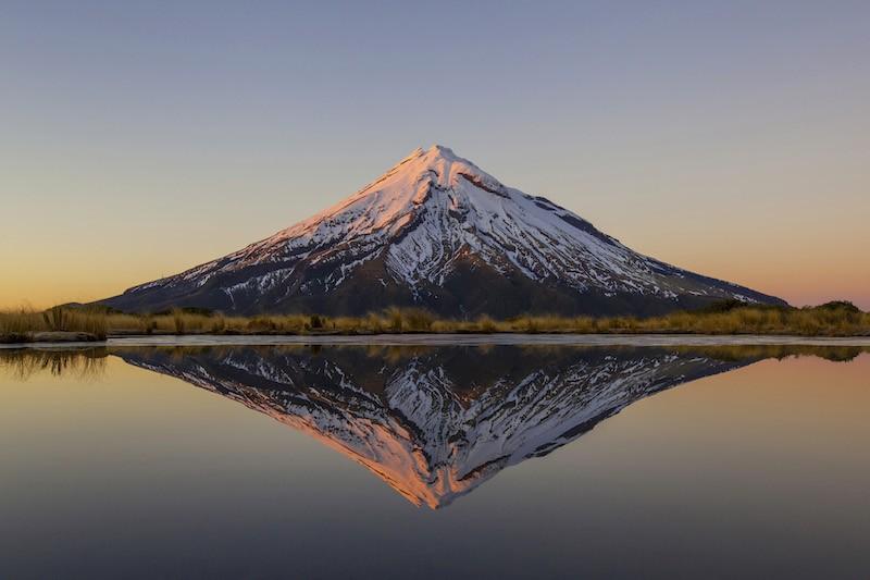 Ziele – Neuseeland: Ein Vulkan erwacht zum Leben – Mt. Taranaki wird zur Person erklärt
