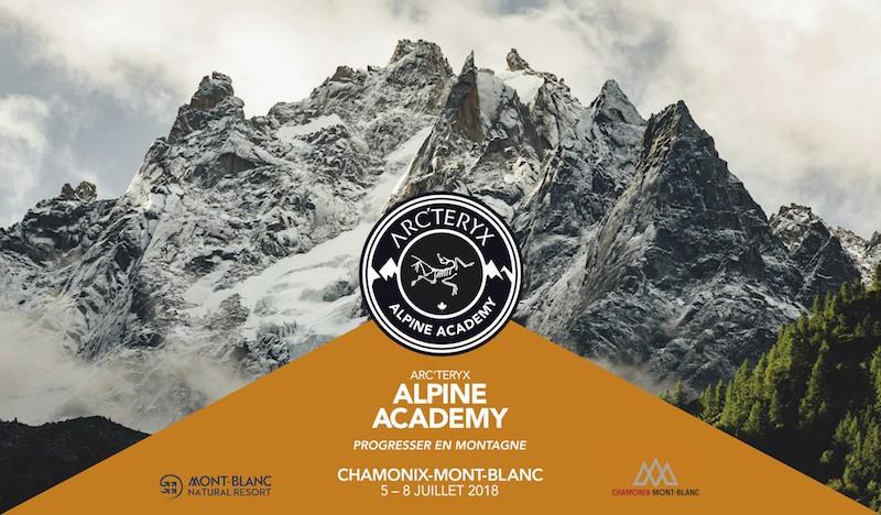 Event – ARC'TERYX ALPINE ACADEMY 2018: Chamonix-Mont-Blanc wieder Basecamp für Europas größtes Alpin-Event