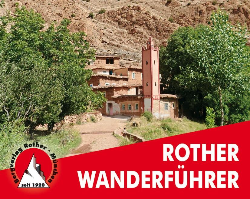 Ziele – Bergverlag Rother: Buchtipps für die schönsten Urlaubsziele im Wandersommer 2018