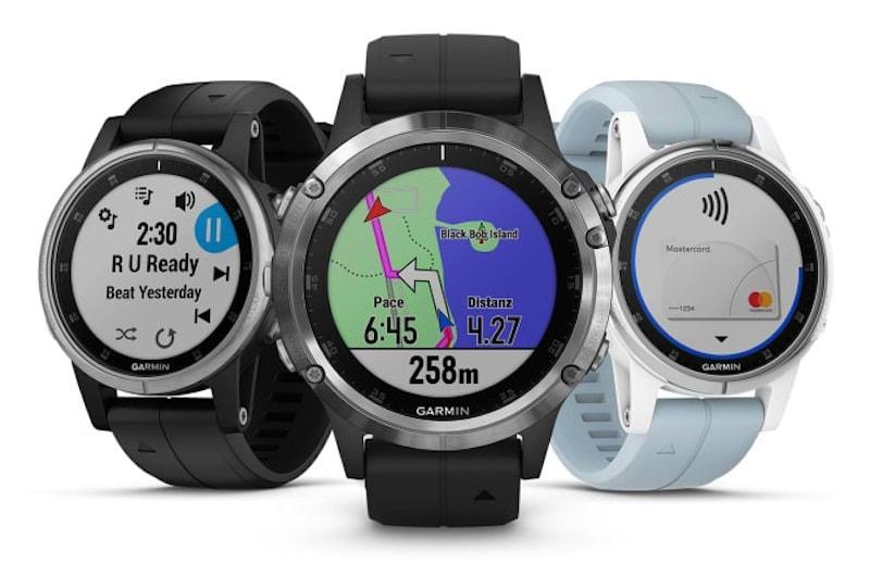 News – Garmin fenix 5 Plus-Serie: Die fünfte Smartwatch am Arm jetzt noch smarter