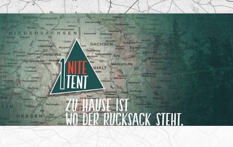 Ziele – 1NITE TENT: Zeltsurfing – neue Website für legale Übernachtungsplätze im Freien