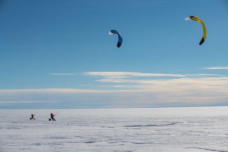News – Coast to Coast Expedition 2018: 100 Tage pures Abenteuer – Stefan Glowacz zurück aus Grönland