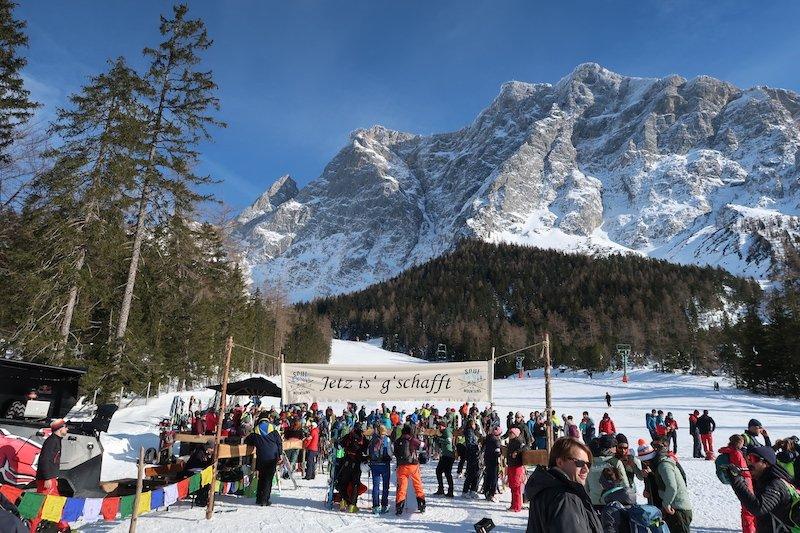 """Eventbericht – Soul of the Mountains 2019 powered by Maloja, Sport Conrad, K2 & Scarpa: Primaloft-Team """"Senfgelb"""" meistert Skitouren-Rennen der Sonderklasse"""