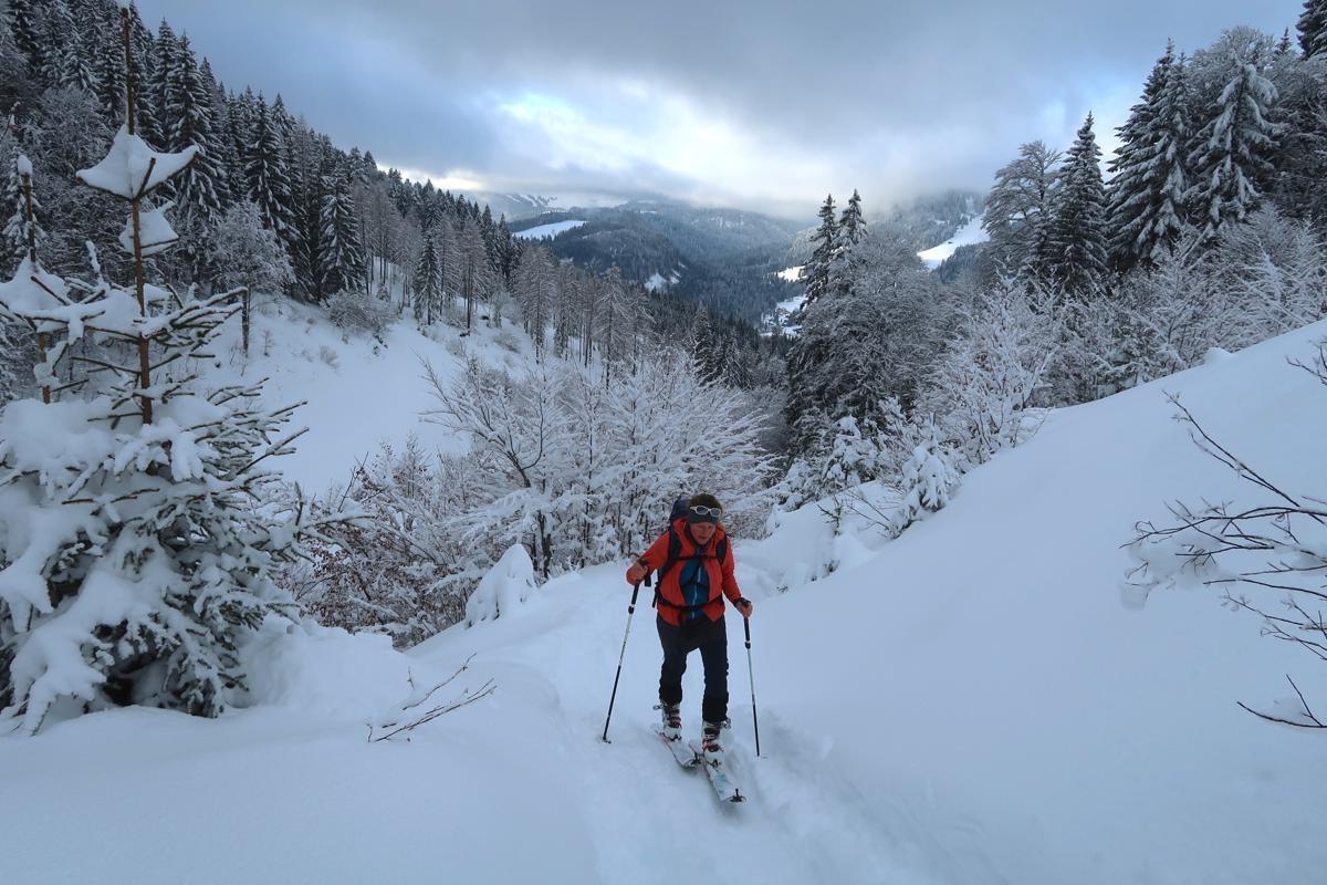 Ziele – Sonntagshorn (1.961 m): Mittelschwere Skitour auf den höchsten Gipfel der Chiemgauer Alpen