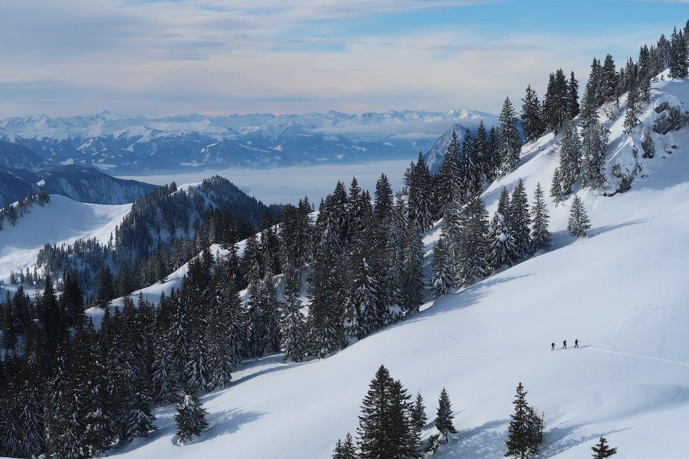 Rezension – Panico Alpinverlag / Markus Stadler: Bayerische Alpen und Münchner Hausberge – Skitourenführer inkl. GPS-Tracks