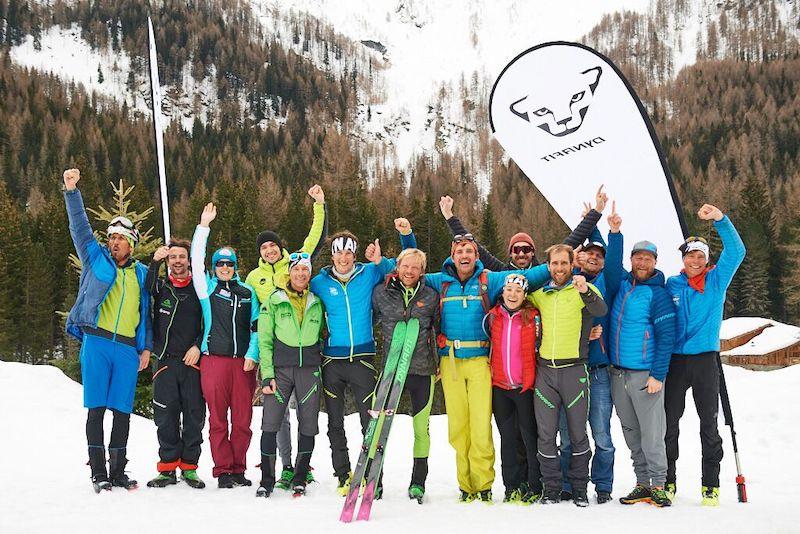 News – DYNAFIT Speed-Transalp NonStop: Benedikt Böhm überquert die Alpen in Rekordzeit – nonstop und mit Tourenski