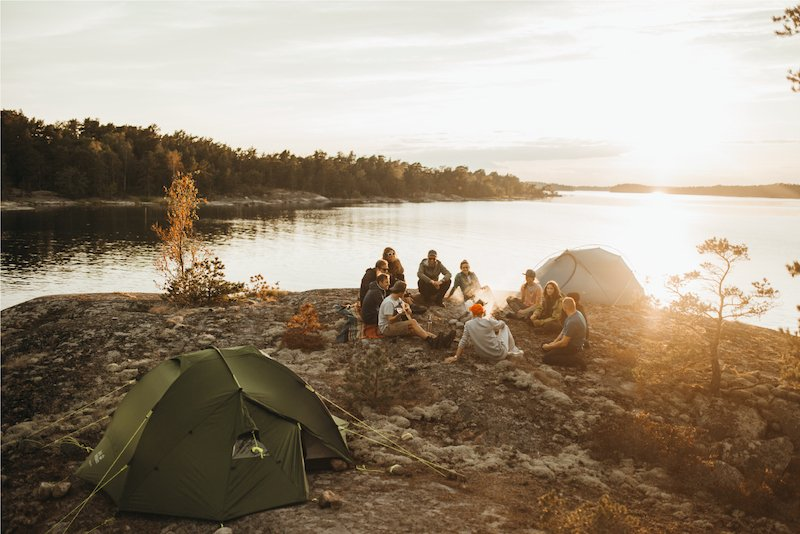 Event – Jack Wolfskin #GoBackpack Camp: Gewinnt einen Platz auf einer einsamen schwedischen Insel