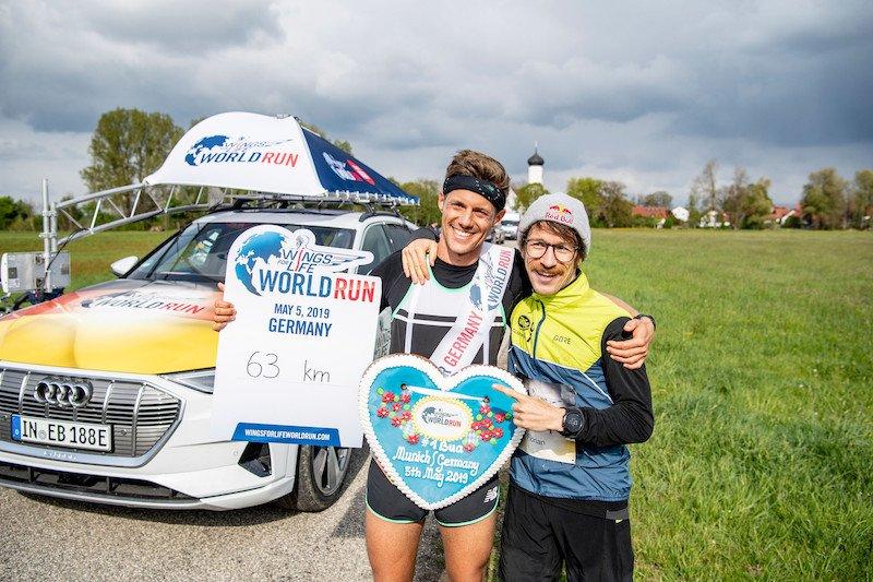 Event – Wings for Life World Run 2019: 3,5 Mio. Euro hohe Spende und ein medizinisches Wunder beim Charity-Lauf
