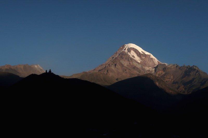 Ziele – Georgien / Kaukasus: In fünf Tagen auf den Kasbek – mittelschwere Hochtour auf den 5.000er