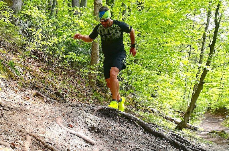 Scott Herren Laufshorts Short Kinabalu run