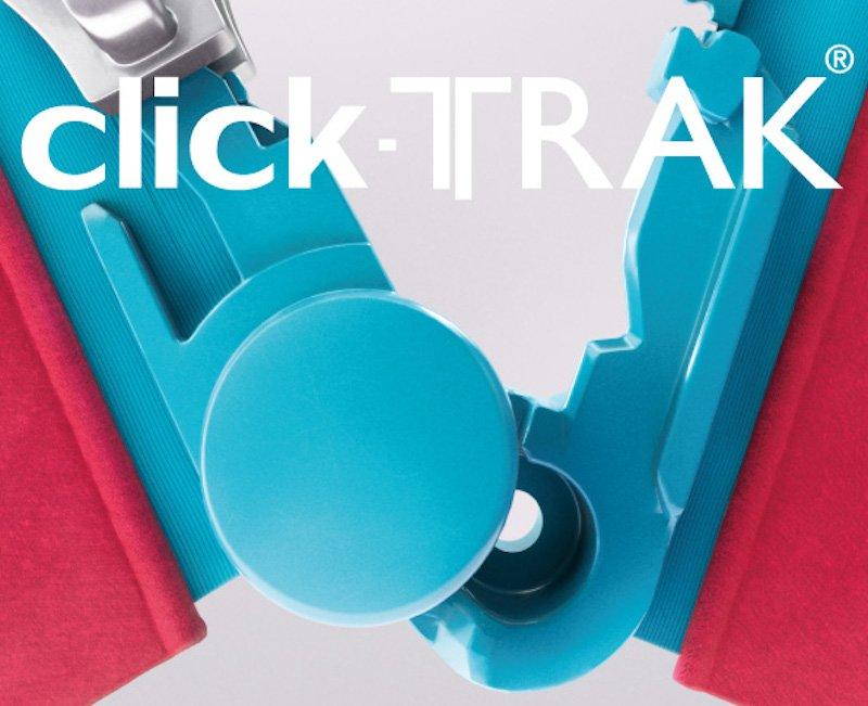 """News – YKK: click-TRAK® – nie wieder """"Fummelei"""" mit dem Reißverschluss"""