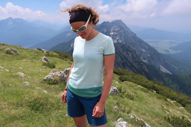 Testbericht – Vaude Green Shape Core Collection 2019: Sveit – nachhaltig produzierte und hochfunktionale Outdoorshirts