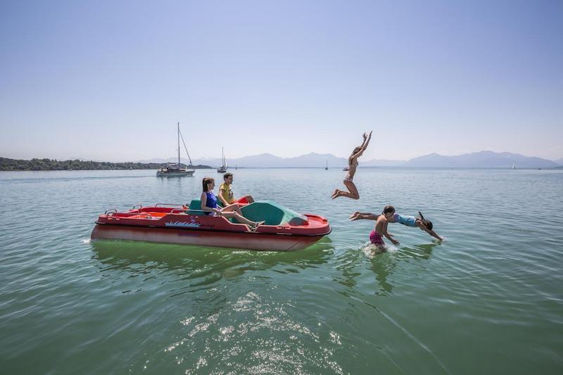 Ziele – Chiemgau: Kostenlose Wasserkarte – sommerlicher Spaß an 50 Seen im Chiemgau