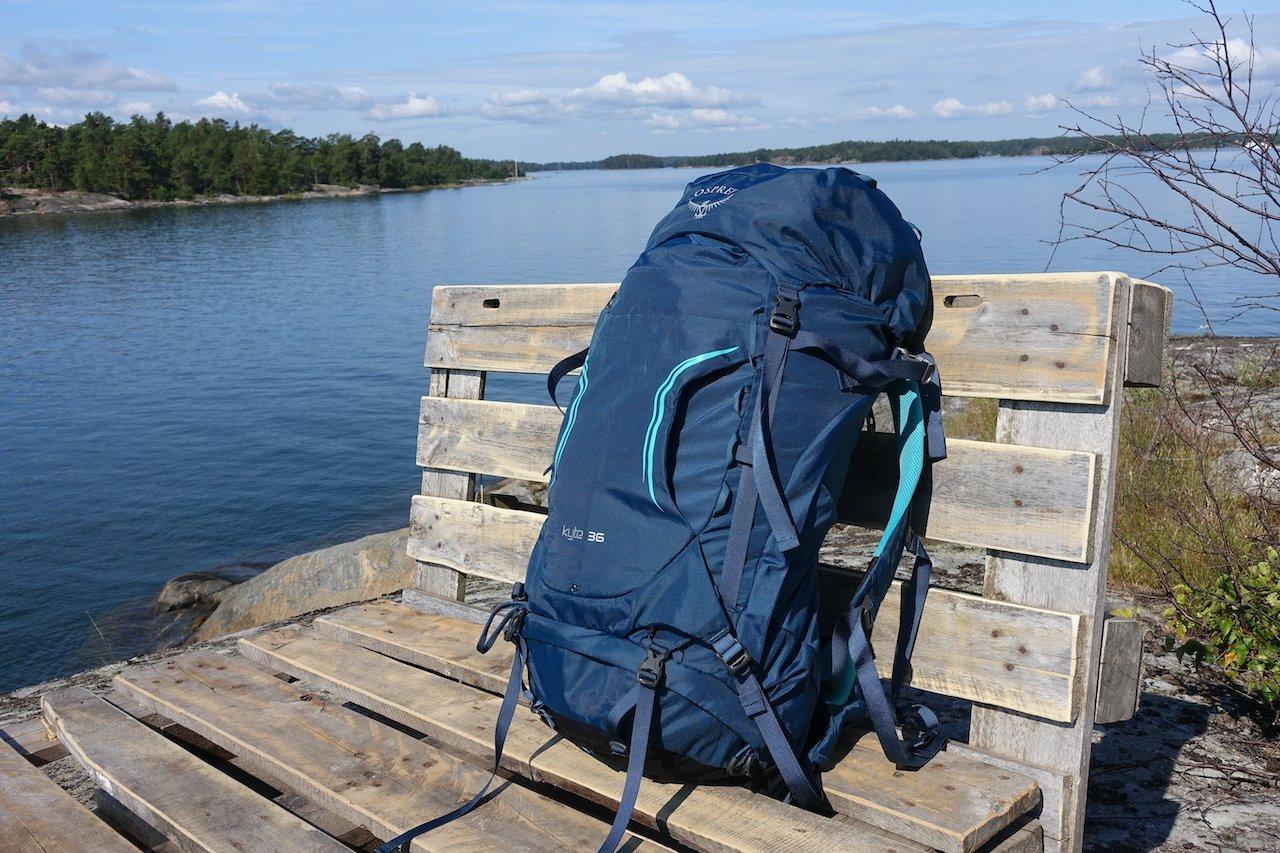 Testbericht – Osprey Kyte 36 Frauenrucksack: Bequemer Lastenträger für Mehrtagestouren oder Trekkingabenteuer