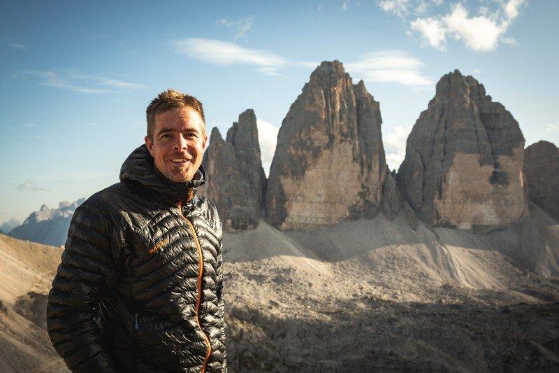 News – Mammut Pro Team: Dani Arnold mit neuem Speed Rekord an den Drei Zinnen
