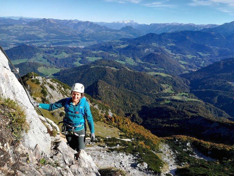Ziele – Berchtesgadener Hochthron (1.972m): Zu Fuß oder per Klettersteig auf den höchsten Gipfel des Untersbergmassivs