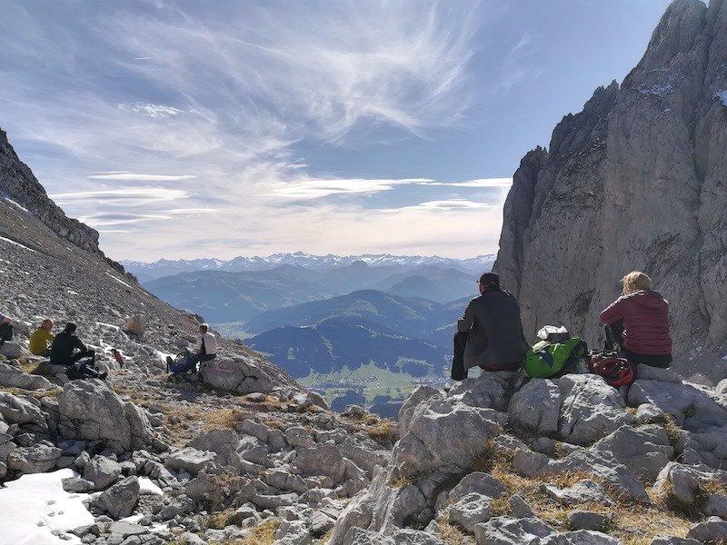 Ziele – Ellmauer Tor (1.970m) & Hintere Goinger Halt (2.192m): Klassiker mit traumhaftem Rundblick über den Wilden Kaiser