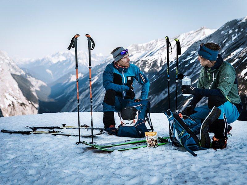 Winter – ORTOVOX: #SkiLocal – möglichst klimaneutral auf Freeride- und Skitour