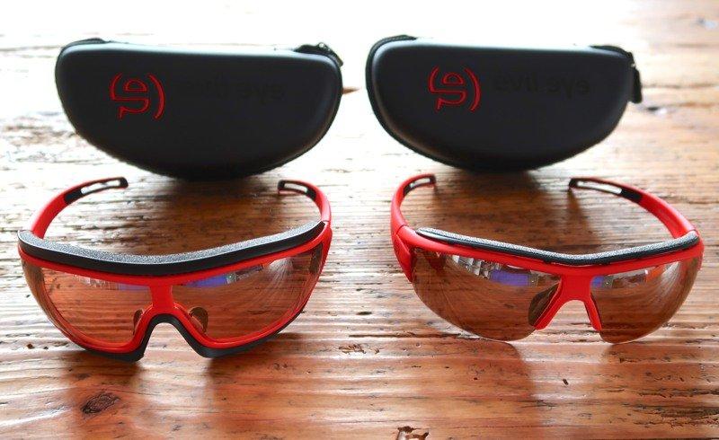Testbericht – evil eye Fusor Pro & Trace Pro: Qualitativ hochwertige Multisportbrillen für Trailrunner, Berg- und Radsportler