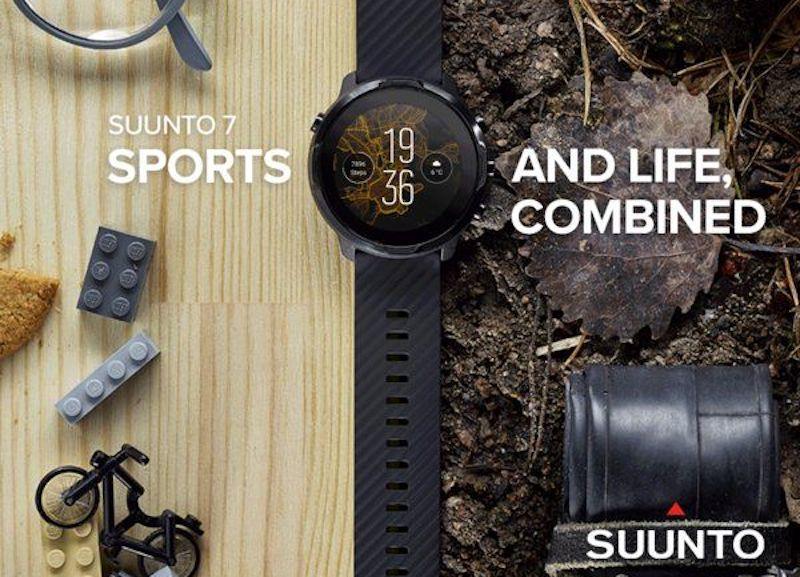 News – Suunto 7 mit Wear OS von Google™: Neue Smartwatch für den sportlichen Alltagseinsatz