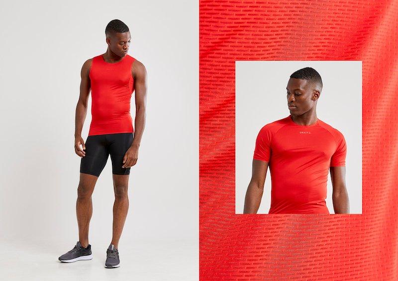 News – CRAFT Nanoweight: Ein kühler Hauch von nichts – funktionale Unterwäsche für den Sommer