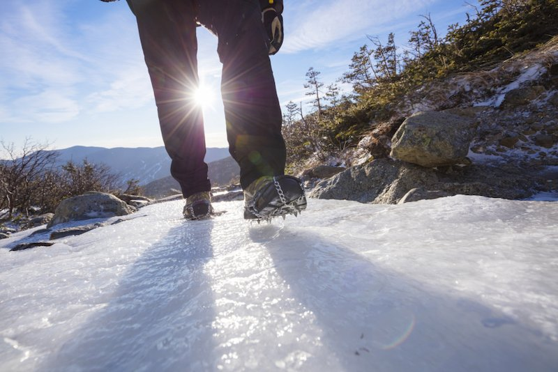 Testbericht – Kahtoola NANOspikes®, MICROspikes® & INSTA Gaiter Low: Traktionshilfen und Leichtgamaschen für winterlichen Outdoor-Aktivitäten