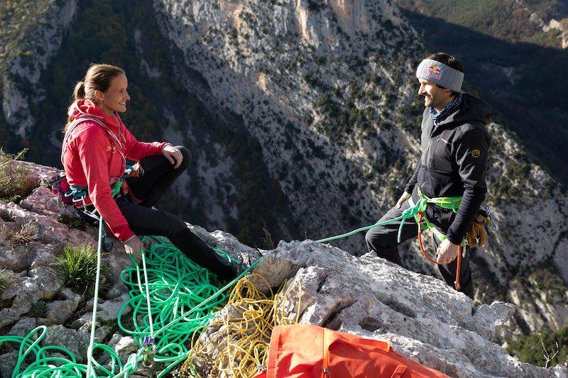 """Filmtipp – Salewa: """"Evolution"""" der Anna Stöhr – vom Boulder-Problem zur Multipitch-Route"""