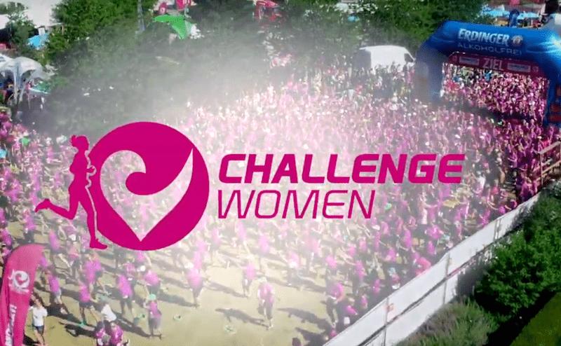 Event – Challenge Women Virtual Run powered by GARMIN: 5 Kilometer laufen, walken, lachen und einfach nur Freude haben