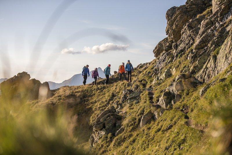 Ziele – Paznauner Höhenweg / Ischgl: Weitwanderweg mit 120 km, 11.000 Höhenmeter und neun Etappen