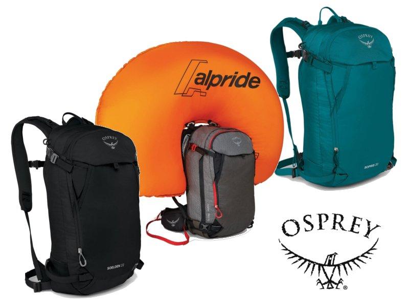 News  – Osprey Winterkollektion 20/21: Neue Skitouren-Rucksäcke vom US-Spezialisten