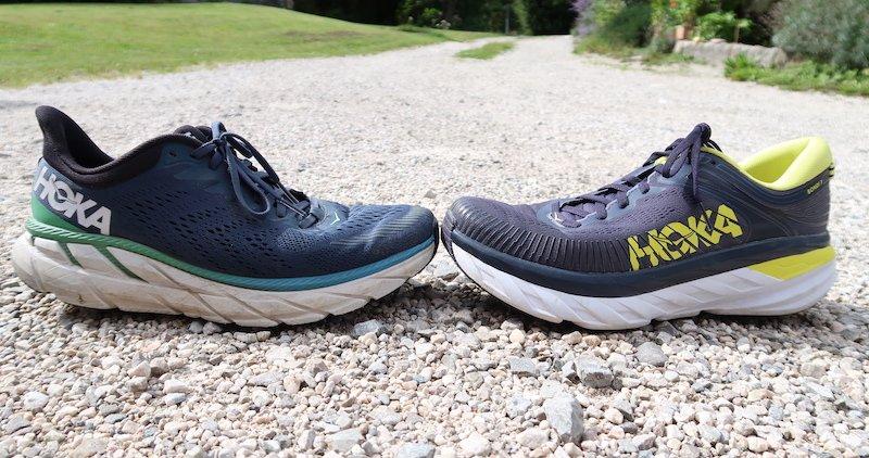 Testbericht – HOKA ONE ONE Bondi 7 + Clifton 7: Zwei super gedämpfte Laufschuhe für das tägliche Fitness-Programm