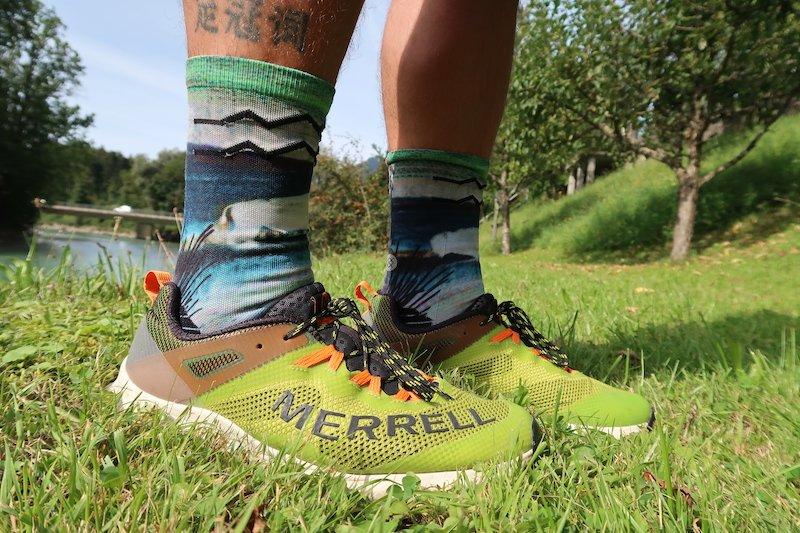 Testbericht – Merrell MTL Long Sky: Superbequemer und moderat gedämpfter Laufschuh für die Langstrecke