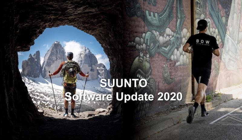 News – Suunto Modelle 3, 5, 7 & 9 + Suunto-App: Adventure starts here – großes Update für Outdoor-Sportuhren