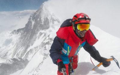 News – Millet: Extrembergsteiger Sergi Mingote plant 2021 die Winterexpedition am K2